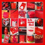 #red #love #color #collage #nailpolish #strawberry #cat #iphone #lancome #cute