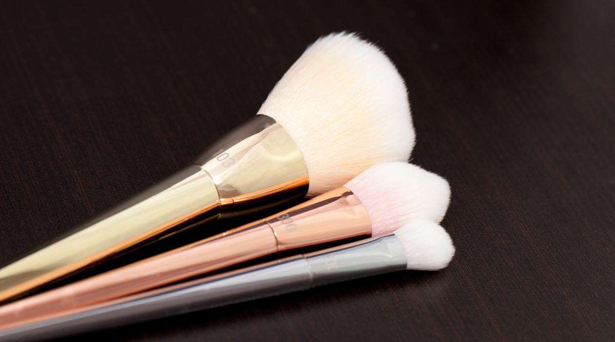 Real Techniques Bold Metals Collection Essentials Set Kosmetikpinsel