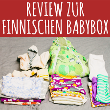 Review Finnische Babybox