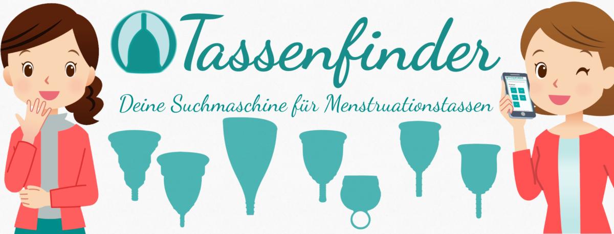 Tassenfinder, automatisierte Beratung für Menstruationstassen.