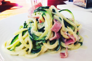 Zoodles Alfredo