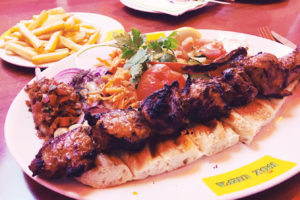 Köz Urfa Sis Kebab